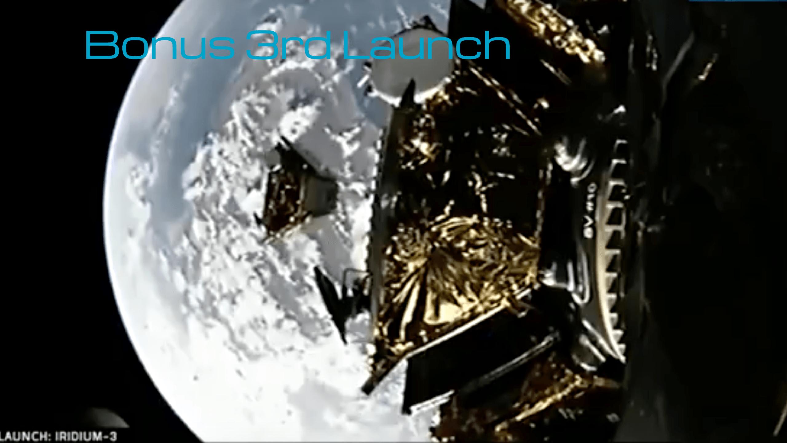 Vignette de la vidéo bonus du troisième lancement